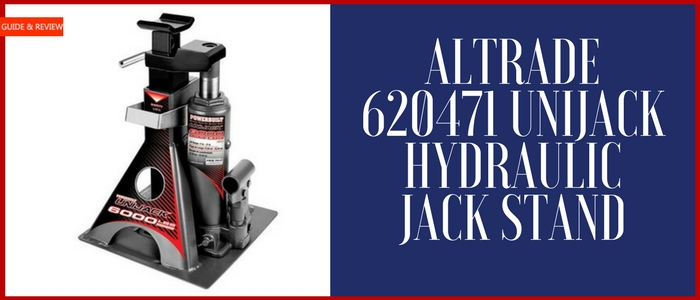Altrade 620471 Unijack Hydraulic Jack Stand Review