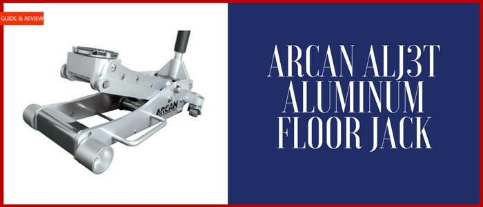 Arcan ALJ3T Aluminum Floor Jack Review